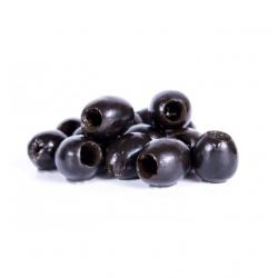 Olives noires dénoyautées 360 gr