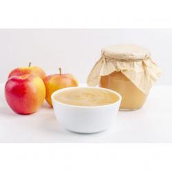Compote de pommes (4/4) de 850 gr