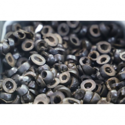 Olives noires rondelles 2.8 Kg