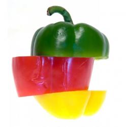 Poivrons Tricolores 2.7 Kg