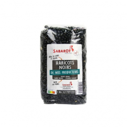 Haricots noirs 1 Kg