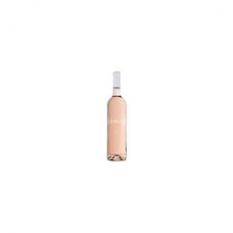 Love Leoube Côtes de Provence rosé bio 2019 6 × 75 cl