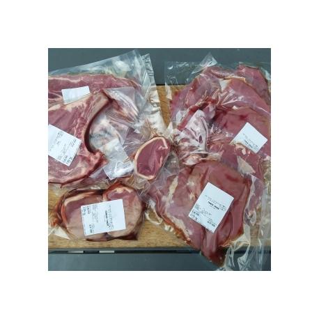 Colis agneau 3kg