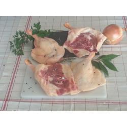 Colis 100% fermier foie frais , magret frais,cuisses fraîche de canards gras