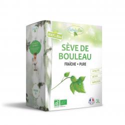 SEVE DE BOULEAU FRAICHE ET PURE 3L - Cure de printemps