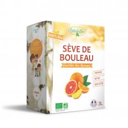 SEVE DE BOULEAU ENRICHIE AUX AGRUMES 3L - Cure d'automne