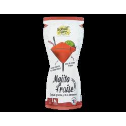 COCKTAIL GRANITÉ SANS ALCOOL MOJITO FRAISE