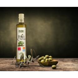 Huile d'olive biologique de Crète AOP Messara - Bioli Creta 750 ml