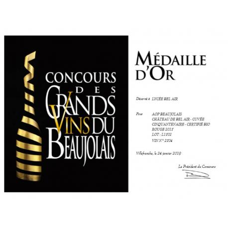 Beaujolais Rouge Bio