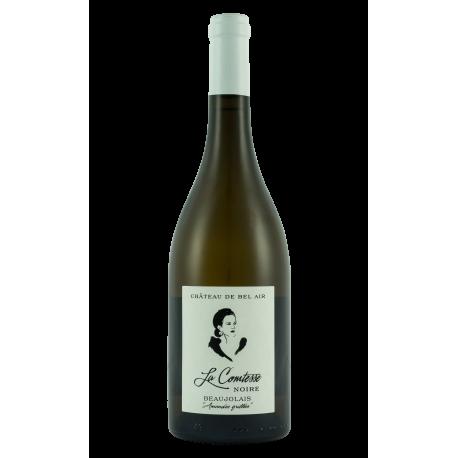 La Comtesse Noire Beaujolais blanc