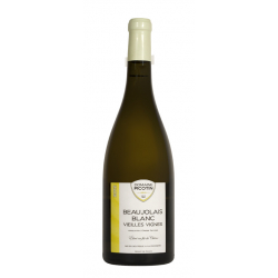 Beaujolais Blanc fût de chêne vieilles vignes 2017