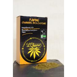 Farine de chanvre biologique - boîtes 250gr