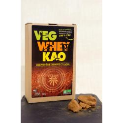 Mélange protéiné chanvre & cacao - boîtes 250gr