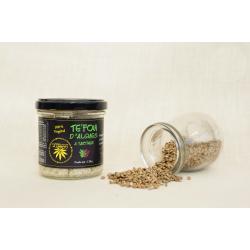 Tartinable de chanvre aux algues - 120 gr