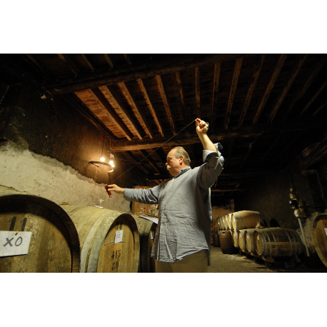 Armagnac Ugni Blanc 1976 -43° 70 CL