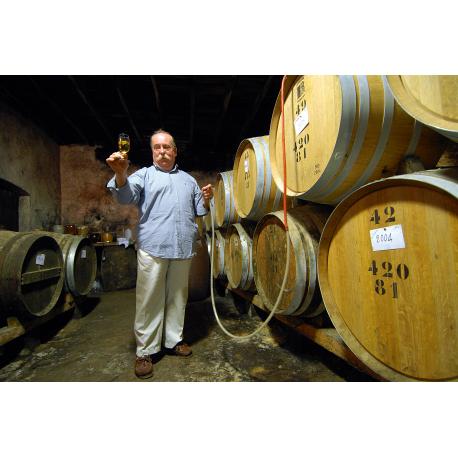 Armagnac Colombard - 2000 -44° WIT de 6 CL