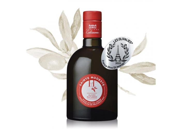 A O C Provence «Sainte Modeste » - Olives maturées vierge