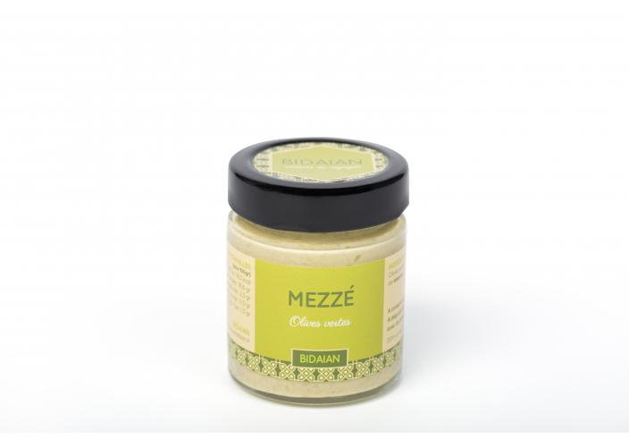 Mezze Olive verte