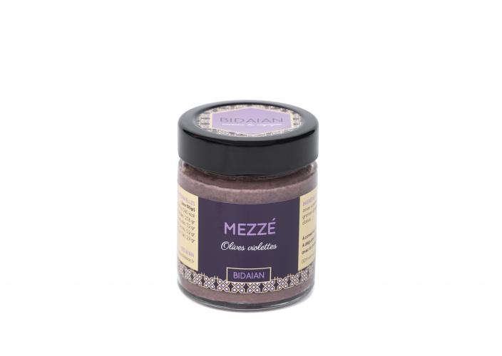 Mezze Olive violette