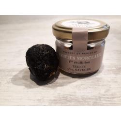 verrine de truffe (tubermelanosporum) 15 g