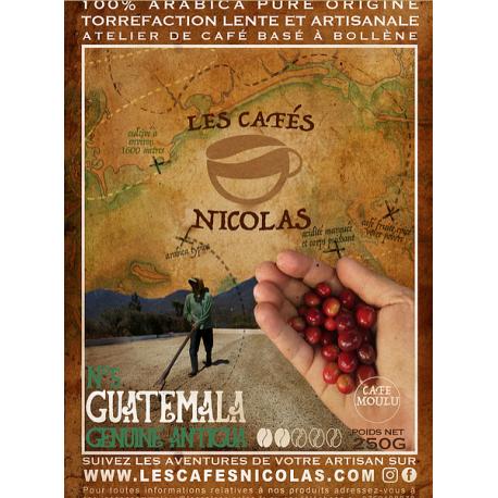 N°5 GUATEMALA- Antigua - 1KG GRAIN