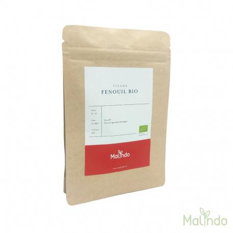 tisane graines de Fenouil Bio - 50g en vente direct..