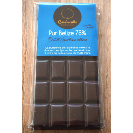 Pur Belize 75 % 100 g