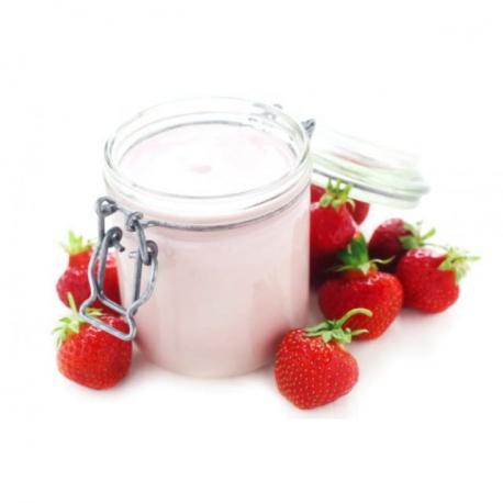 Yaourt Fermier à la fraise 16 × 125 gr