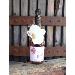 R'osez vin mousseux rosé méthode traditionnelle